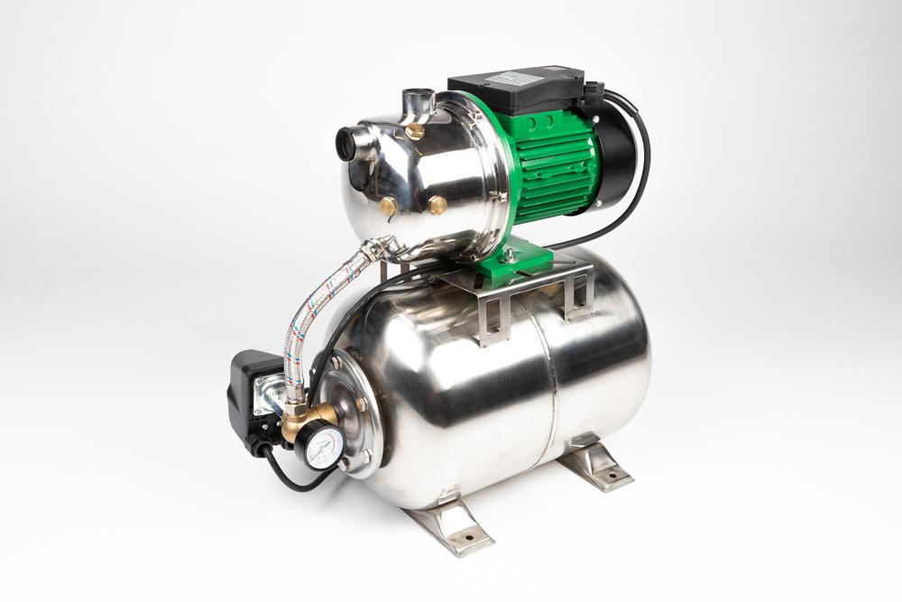 Hydraulic pump packshots