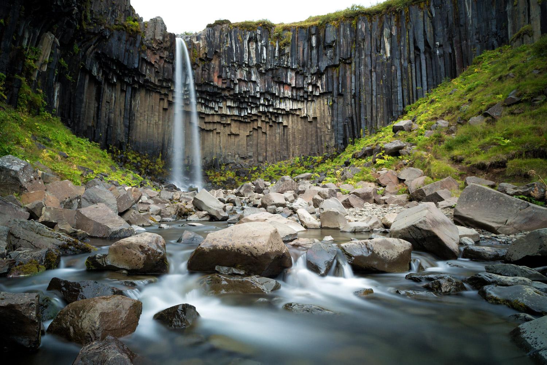 Waterfalls, waterfalls, waterfalls…