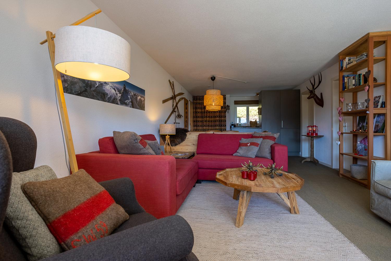 Interior photography apartment